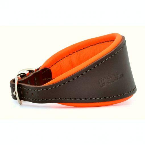 Dogs & Horses Dogs & Horses Honden Halsband oranje