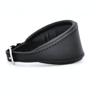 Dogs & Horses Dogs & Horses Honden Halsband zwart/zilver