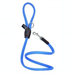 Dogs & Horses Dogs & Horses Lederen Riem blauw