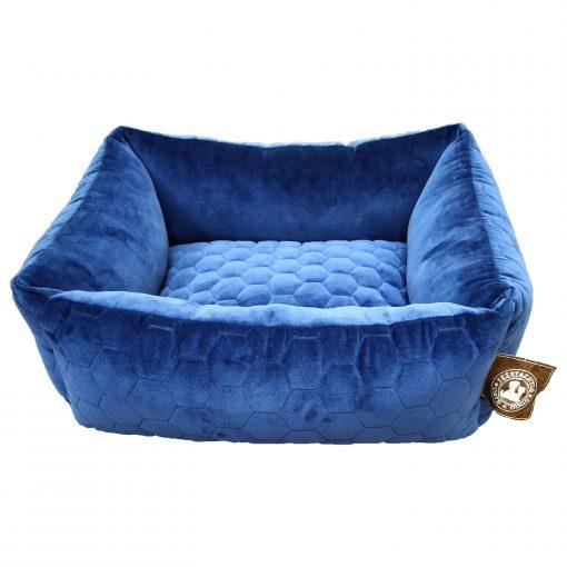 Beestachtig Hondenmand Dali - Hondenkussen - 50x40x21 cm Blauw S
