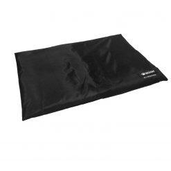 Wooff Benchmat All Weather Zwart - Hondenbenchkussen - 60x44 cm