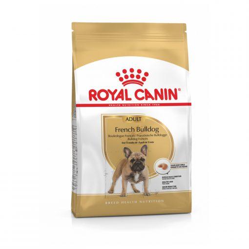 Royal Canin French Bulldog Adult - Hondenvoer - 9 kg