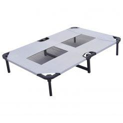 Adori Honden Stretcher Grijs - Hondenbed - 73.5x51x14 cm