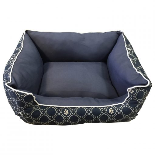 Adori Hondenmand Springfield Blauw - Hondenmand - 55x45x20 cm