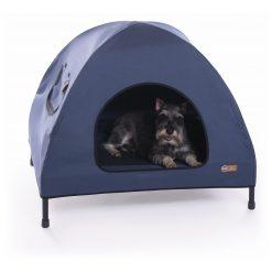 K&H Pet Cot House Blauw - Hondentent - Medium