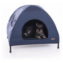 K&H Pet Cot House Blauw - Hondentent - Small